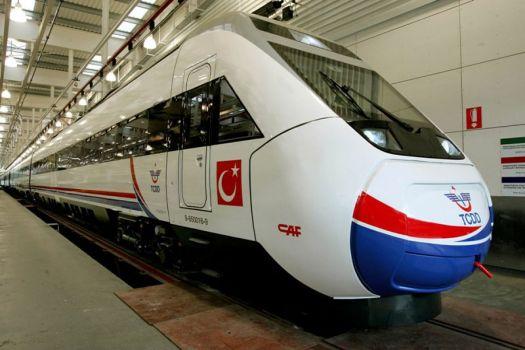 SALINI-KOLIN-GCF Adi Ortaklığı Hızlı Tren